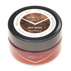 Menrock Soothing Oak Moss moustache Wax 25ml vosk na vousy