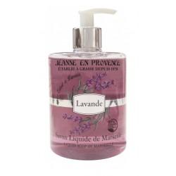Jeanne en Provence Levandule tekuté mýdlo na ruce 500ml
