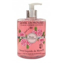 Jeanne en Provence Rose tekuté mýdlo na ruce 500ml