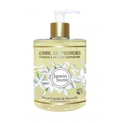 Jeanne en Provence Jasmin tekuté mýdlo na ruce 500ml