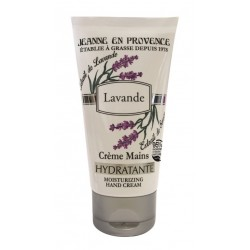Jeanne en Provence Levandule výživný krém na ruce 75ml