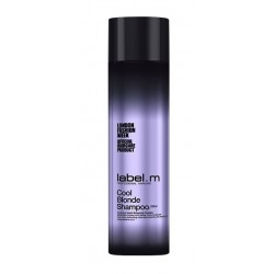 Label.m Cool Blonde shampoo 250ml pro blond a bílé vlasy
