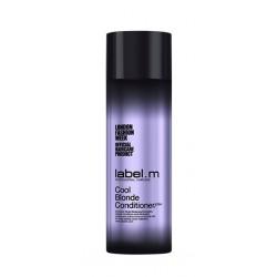 Label.m Cool Blonde conditioner 200ml pro blond a bílé vlasy