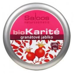 Saloos bio Karité Granátoé jablko balzám 50ml